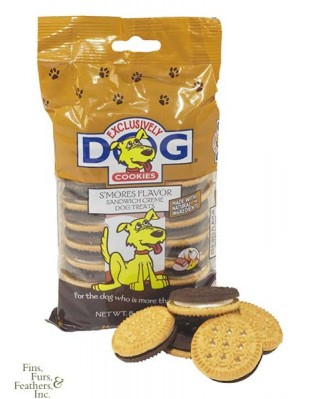"This is what you get when you Google ""Smores Dog."" Can say with some confidence that these probably taste better than the real thing."