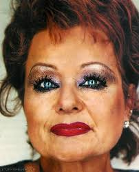 I wish I could pull off the Tammy Faye (RIP) - I think I would've been received better.