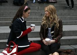 Yes, I am using Gossip Girl characters to discuss ancient Greek philosophy.  Did you expect anything else from me?