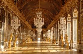 In my mind, it vaguely resembled Versailles.
