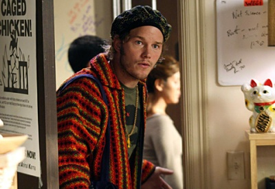 Chris Pratt, you are my string theory.